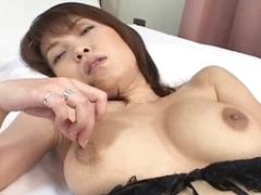 Hot big tits miri masturbation