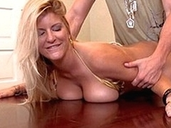 Fuck your busty boss deep and hard!