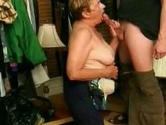 Cock Engulfing Hot Grannies