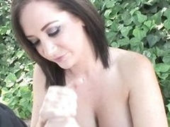 Jayden James Sucking on the Byway