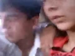 Beautiful Bangladeshi angel gal having sex with boyfriend