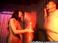 Leah wilde is a dominatrix scene 3