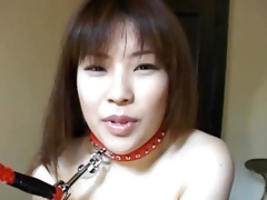 Hikaru loves toys in her pussy