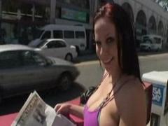 Gianna Michaels Sucks Huge Cock