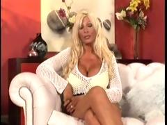 Very Hot Older Blonde(part4) :P