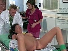 Reviving patient's pussy