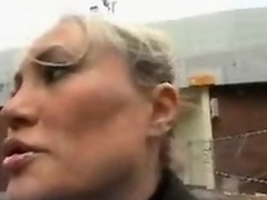 Young Guy Tempt A Breasty Mom In A catch Street Increased by Fuck Her