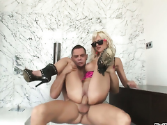 Nacho Vidal loves always wet warm love hole of Latin