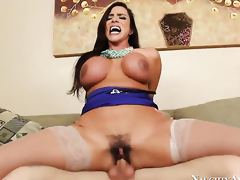Cody Sky is ready to make horny as hell Ariella Ferreras every sex fantasy come to life