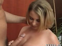 Explosive penis engulfing