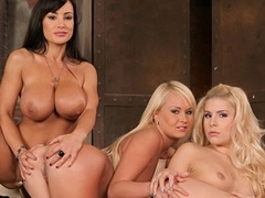 Bts-top succulent girls #07 - Lisa Ann edition