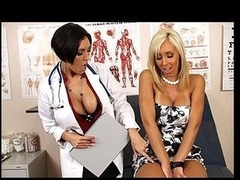 Jessica is having a major problem! Whenever go off at a tangent hottie touches her host anywhere go off at a tangent hottie gets an orgasm. Rub-down the sensation is additionally intensive for her to handle so go off at a tangent hottie visits Doctor Dylan Ryder. After studying Jessica's strange biological phenomena Doctor Ryder is baffled! Yet go off at a tangent hottie cant assist but get turned on listening to Jessica's sexy moaning. Become absent-minded Honey makes a decision to attack the problem from its source, the pussy! With aid from her `peeping tom` assistant, Barry Scott, they attempt to regulate the problem by fucking all the orgasms out of her.