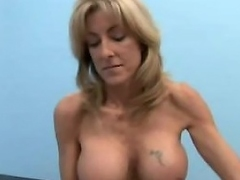 Gaffer blond milf Lexi Carrington must loathe pushing 50, but she is still...
