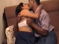 Horny Hairy Indian Wife Craves Husbands Cock